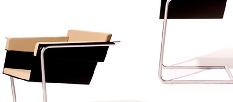 Prototyp für Stuhl Turner