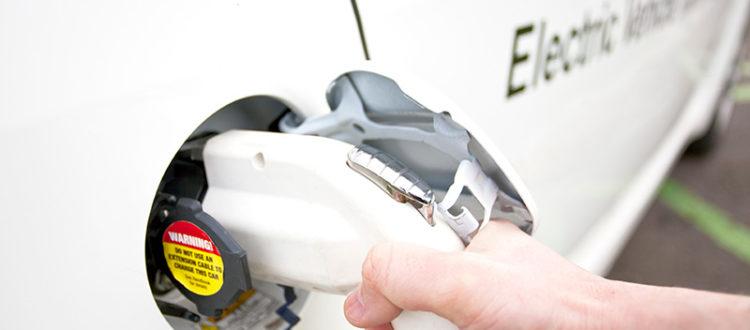 Elektroauto -