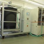 Modulare, automatisierte Schwallwasserprüfanlage für die Anwendung im Automotivebereich