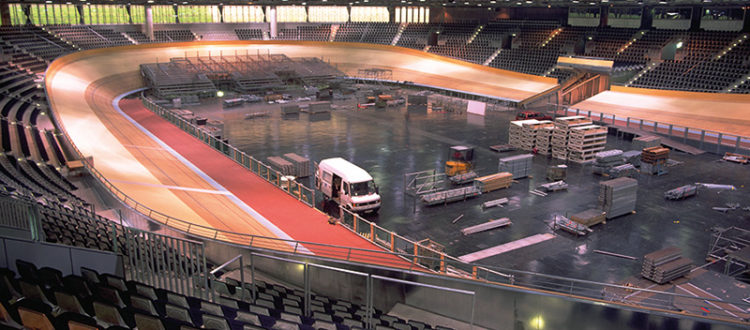 Radsporthalle Berlin