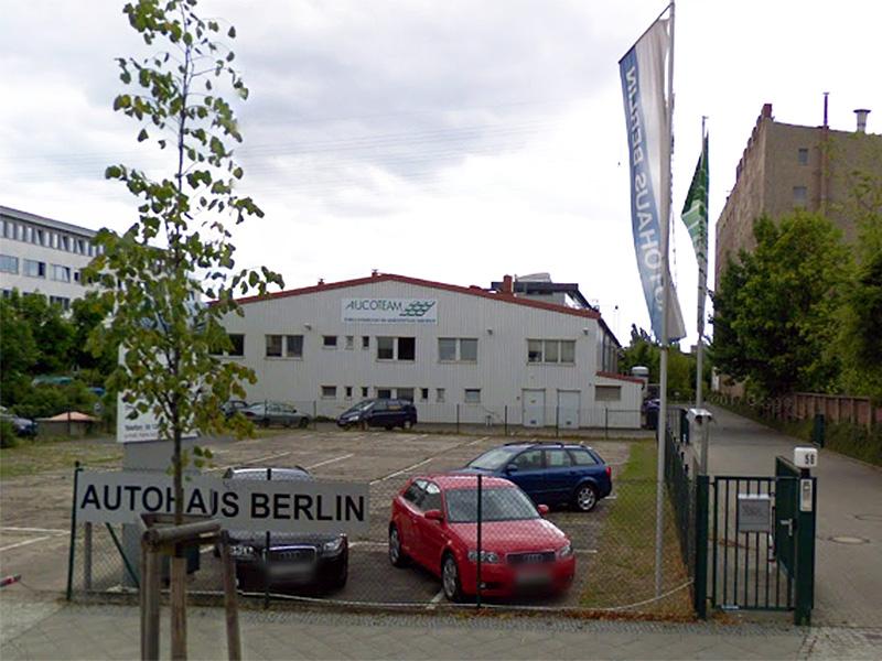 Josef Orlopp Straße in Berlin