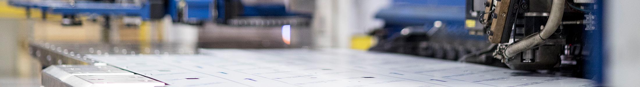 CNC-Blechverarbeitung bei AUCOTEAM