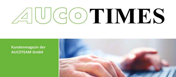 Kundenmagazin AUCOTEAM 2013