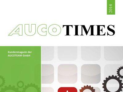 Kundenmagazin AUCOTEAM 2014