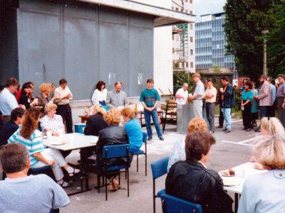 Firmenfest 1992