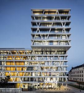 50Hertz Netzquartier-Firmenzentrale in Berlin © 50Hertz Transmission GmbH