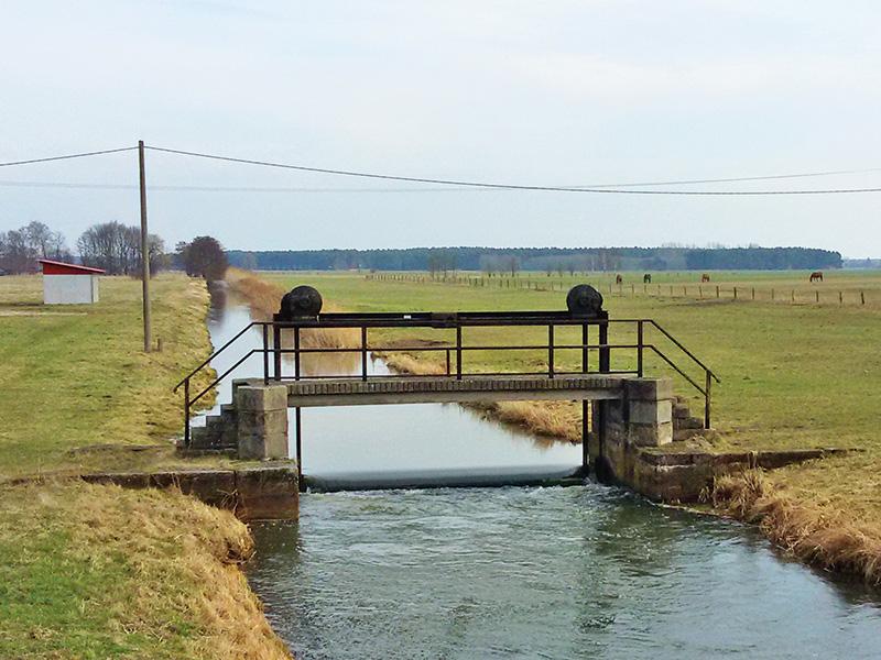 Wasserversorgung im ländlichen Bereich