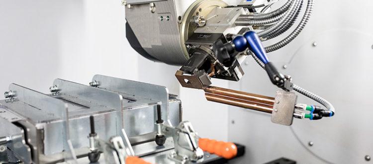 3-D Laserschneiden bei AUCOTEAM