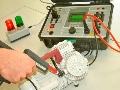 Elektrische Prüfungen