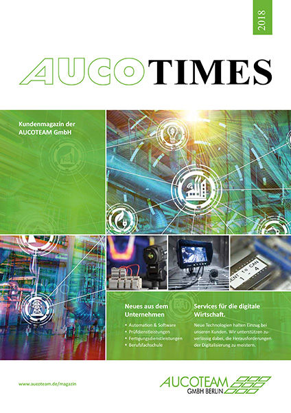 AUCO TIMES 2018 Cover