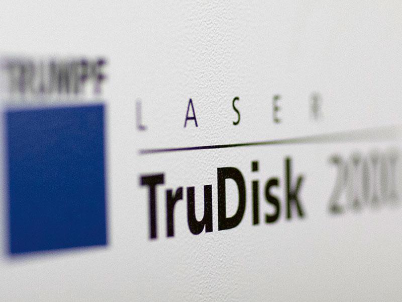 Laser TruDisk