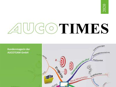 AUCO TIMES 2020 Titelblatt