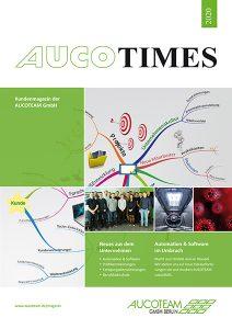 Titelblatt Kundenmagazin 2020